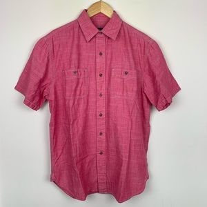 Pendleton Button Up Shirt Front Pockets